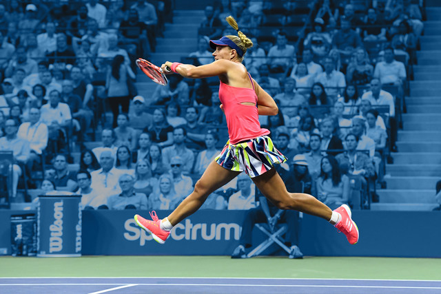 Kerber on Top