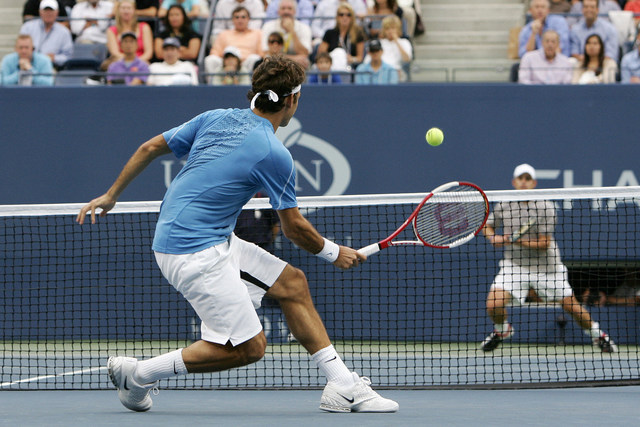 US Open Moments: Sept. 10, 2006