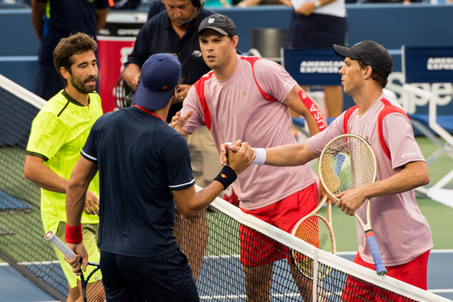 Rio gold medalists shine in US Open doubles