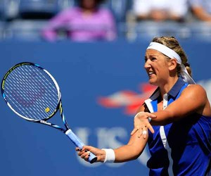 Open Lens: Azarenka at the US Open